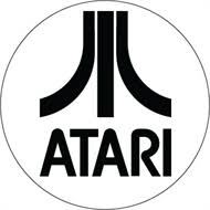 this is the related images of Atari Stickers