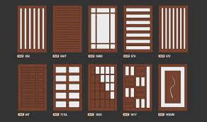 timber pivot door designs 3