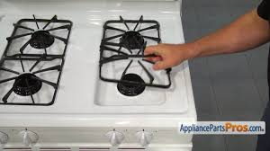 gas stove top. Simple Stove Range Top Burner Spark Igniter Part 74004053  How To Replace YouTube And Gas Stove