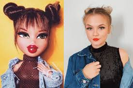 so i dressed like a bratz doll for a week my looks were actually so iconic