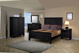 Awesome Adult Bedroom Sets Coaster Furniture Sandy Beach Collection Black Bedroom  Set Queen