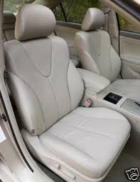 2016 camry le leather interior seat