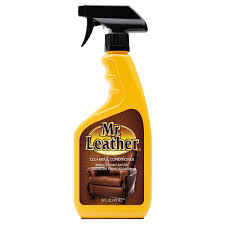 spray leather cleaner and conditioner