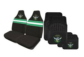 canberra raiders nrl car seat covers