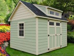 built in nc storage sheds for