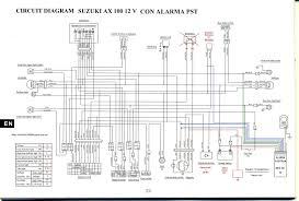 suzuki ax 100 wiring diagram suzuki wiring diagrams ax100 suzuki wiring diagram ax100 wiring diagrams