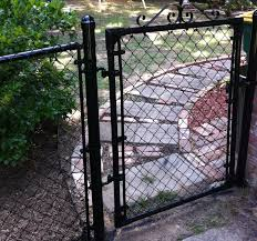 chain link fence rolling gate parts. Chain Link Fence Paint Picture Image Of PictureImage Parts Rolling Gate