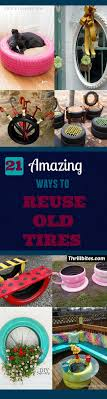 21 Super Amazing Ways To Reuse Old Tires That You Will Love