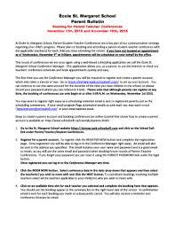 parent teacher conference letters parent teacher conference letter pdf fillable printable top