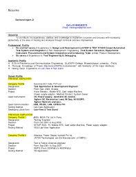 Resume Sankaralingam.D . Cell:+91-9940422273 Email: linklingam@gmail ...