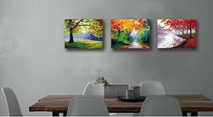 multi piece canvas wall art art canvas prints 3 panel wall art oil paintings printed pictures  on 3 piece canvas wall art diy with multi piece canvas wall art sea star ii 3 piece canvas wall art 3