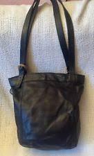 Fab Large COACH Soho Waverly Style Tote Shopper Black Leather Shoulder Bag