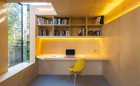 office design ideas home. wonderful ideas layered led lighting illuminates this garden home office intended office design ideas home