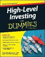 <b>High Level</b> Investing For Dummies - <b>Paul Mladjenovic</b> - Häftad ...