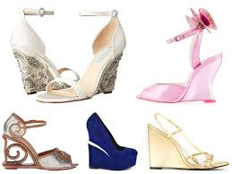 Comfortable The Knot 42 Best Wedding Wedges You Can Buy Now