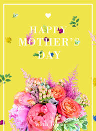 Happy Mothers Day Poster Design Mothers Day Poster Florals And Type On Behance Mothers