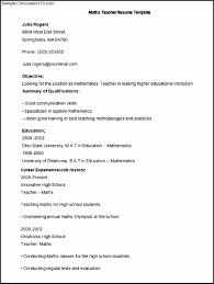 Resume Skills Examples For Teachers 60 Teacher Resume Examples Elementary School Lock Resume 41