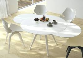 expandable round dining table white expandable round dining table expanding dining room table round