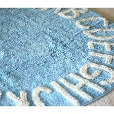 blue nursery rug pale blue nursery
