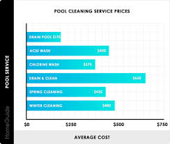 2019 Pool Maintenance Costs Monthly Yearly Cleaning