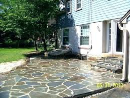 patio cost costs common types of flagstone used for patios cozy innovative bluestone diy patio costs cost flagstone idea or bluestone diy