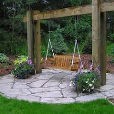 backyard swings for adults.  Adults Wooden Swing Design Ideas Pictures Remodel And Decor  Backyard Swings And Swings For Adults L