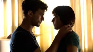 'Fifty Shades Of Grey' New Added Romantic Scene. Hollywood Focus