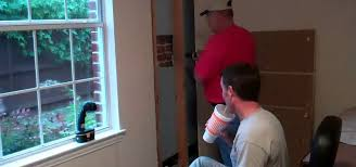 how to add a door in an exterior brick wall construction repair wonderhowto