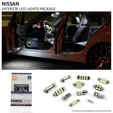 2013 2016 Nissan Pathfinder Led Interior Lights Package