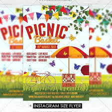 Company Picnic Template Company Picnic Flyer Template Schools Out Thaimail Co