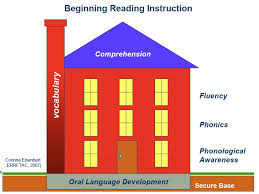 5 Components Of Reading Chart Emergent Literacy Concepts Of Print And Stages Of Reading