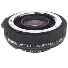 Used Sigma 1 4x Ex Dg Apo Tele Converter Af For Nikon Af Cameras E