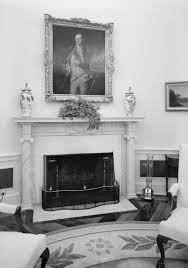 oval office fireplace. Oval Office; View Of Fireplace.jpg Office Fireplace O