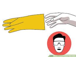 image titled clean rubber bathmats step 2
