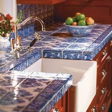 top 10 kitchen countertops ceramic tile is durable