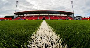 the conversion of musgrave park from natural grass to plastic was ready in august for the