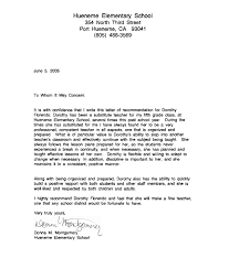 Reference Letter Template For Student Collection Letter Template