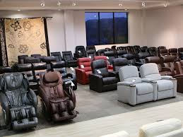 the largest home theater seating showroom in the los angeles