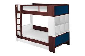 Oeuf Perch Bunk Bed $1540. Compact, versatile, and can easily be separated  into a loft bed and a standalone twin.