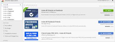 facebook like extension