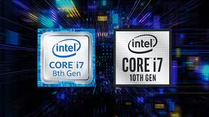 Amd Vs Intel Processors Comparison Chart 2012 Whiskey Lake Vs Ice Lake Benchmarks Testing Intels Big
