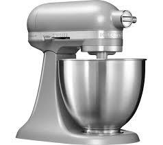 kitchenaid artisan stand mixer. kitchenaid artisan mini 5ksm3311xbfg stand mixer - matte grey kitchenaid