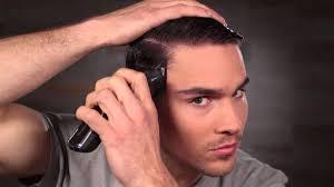 Pro Power Tondeuse Tutorial Twee Verschillende Haarstijlen Voor Mannen