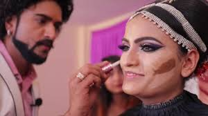top hair makeup in india gurukul anurag makeup 18 july makeup cl mumbai call 9920167706 beauty beauty