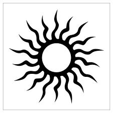 черное солнце тату эскизы много черно белых ескизов ескизы