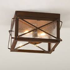 country lighting fixtures for home. rustic tin ceiling light with folded bars handcrafted fixture made in usa country lighting fixtures for home