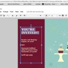How To Create Invitations In Word How To Make Invitations On Microsoft Word 10 Steps