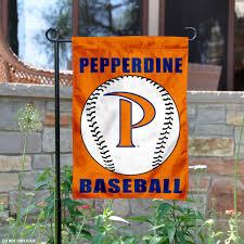 image is loading pepperdine waves baseball garden flag