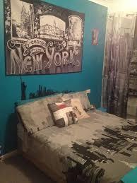 New York Bedroom Design New York City Themed Bedroom New York Bedroom City