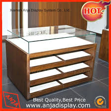 table top display shelves shoes movable wood table top display shelf showcase small table